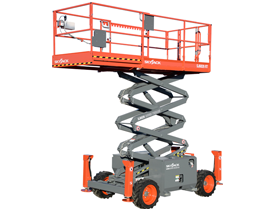 Scissor Lift Access Equipment