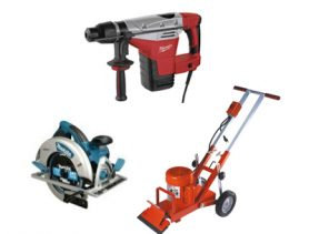 Small handheld electrical tools